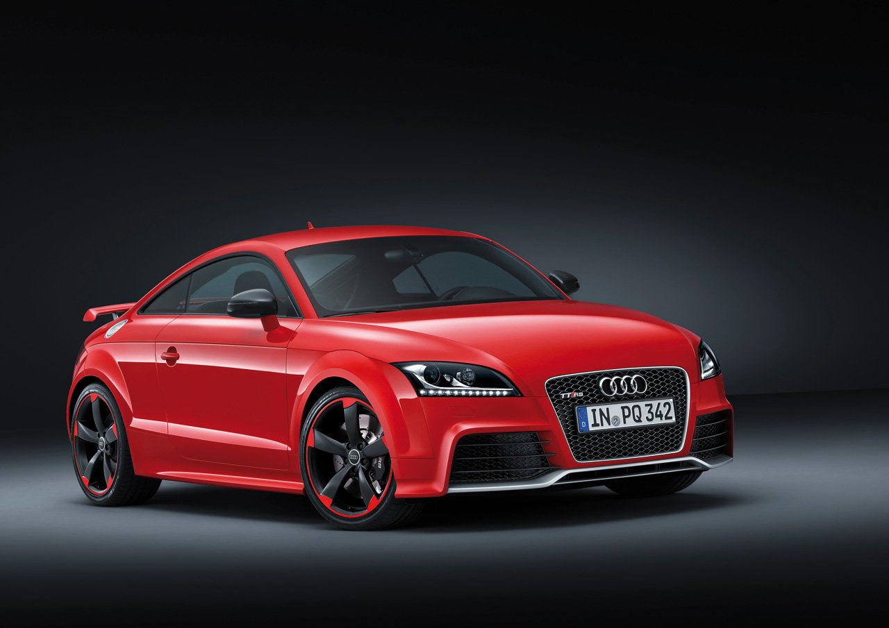 audi tt rs plus 2012 track fever. Black Bedroom Furniture Sets. Home Design Ideas