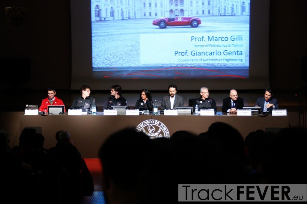 Aula Magna Politecnico Torino P45 Competizione