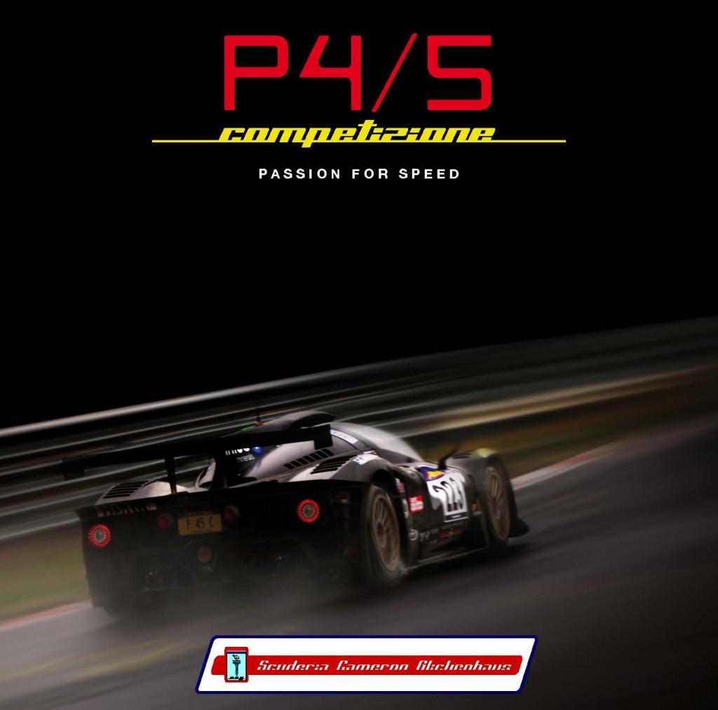 P45 Competizione Passion for Speed
