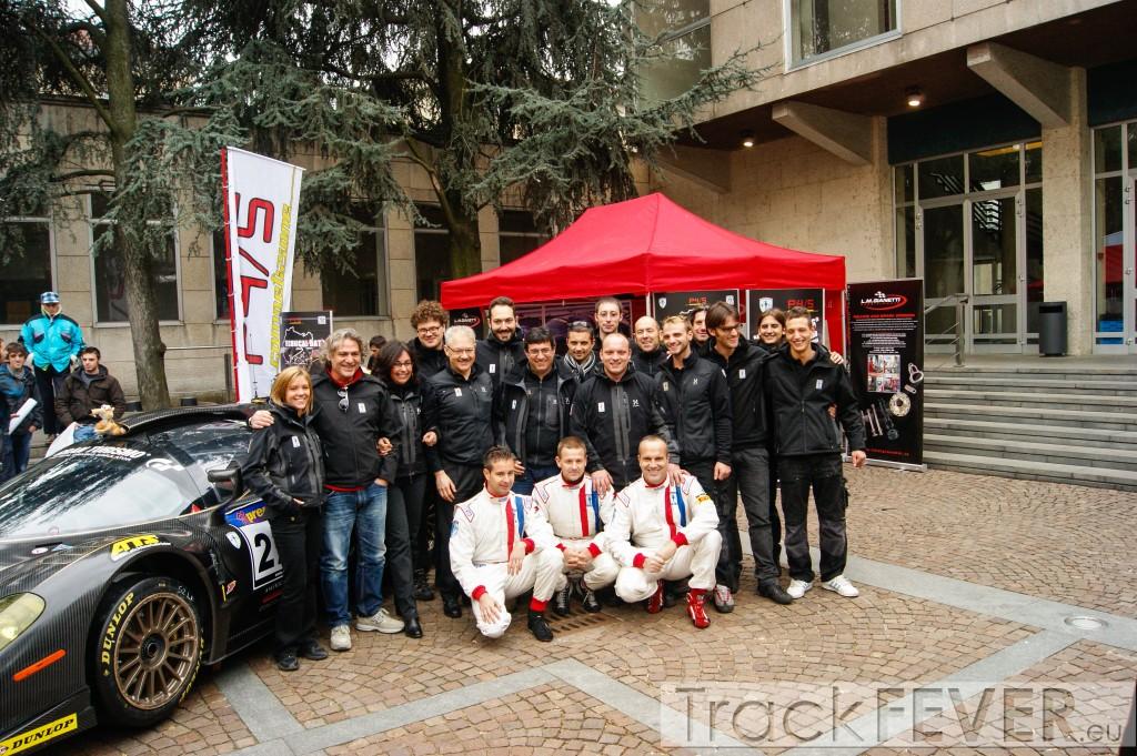 Team P45 Competizione