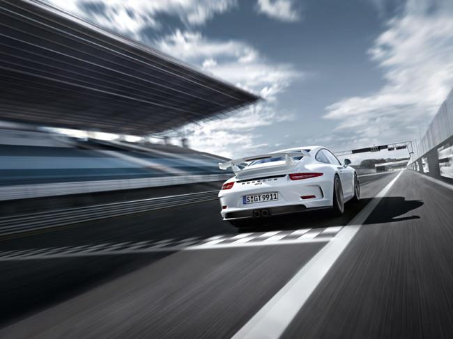 Porsche 911 GT3 2014 1