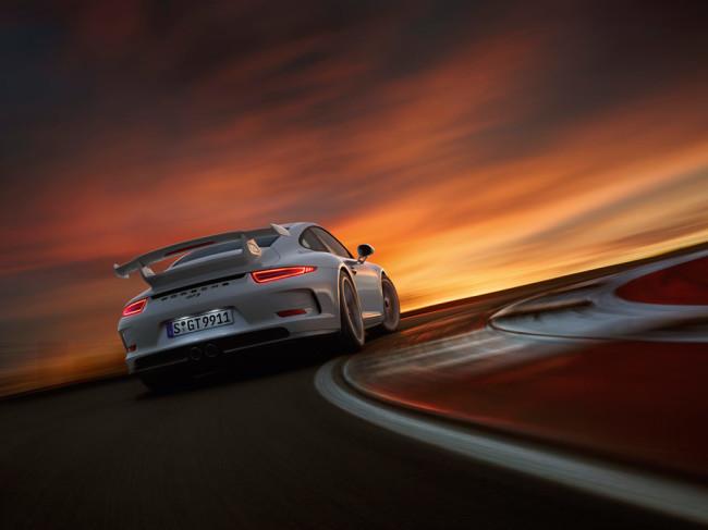 Porsche 911 GT3 2014 11