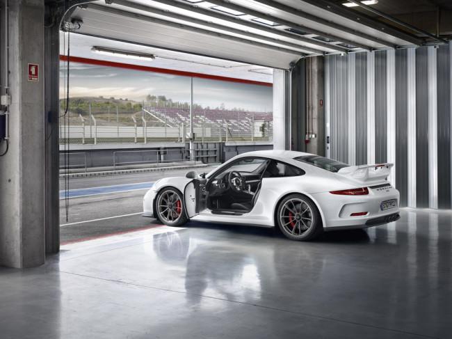Porsche 911 GT3 2014 12