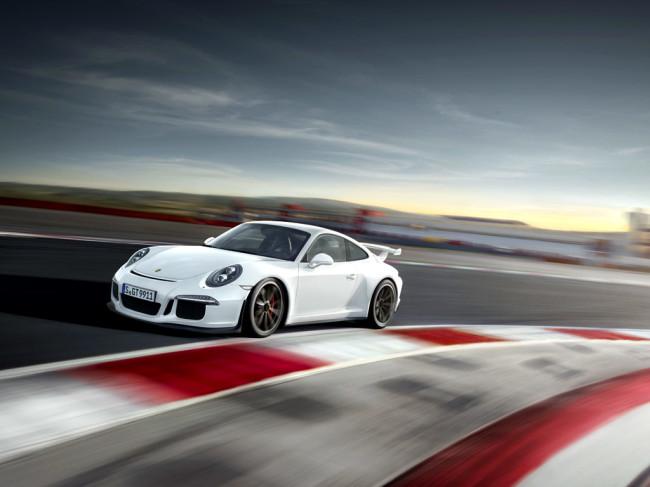 Porsche 911 GT3 2014 2