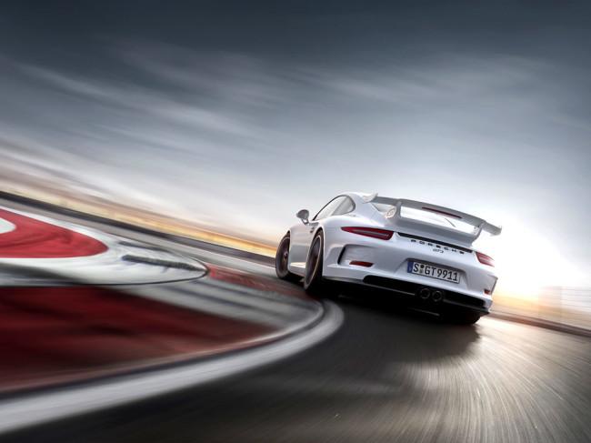 Porsche 911 GT3 2014 3