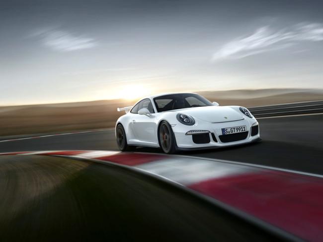 Porsche 911 GT3 2014 4