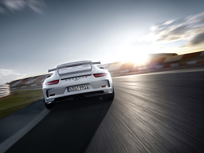Porsche 911 GT3 2014 5