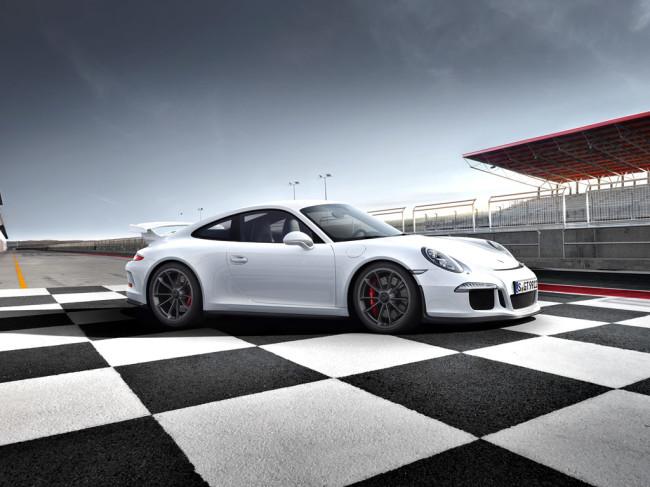 Porsche 911 GT3 2014 6