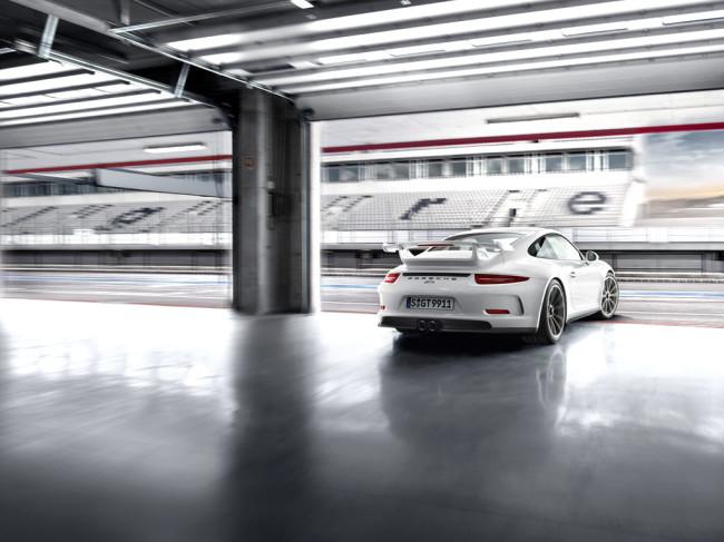 Porsche 911 GT3 2014 7