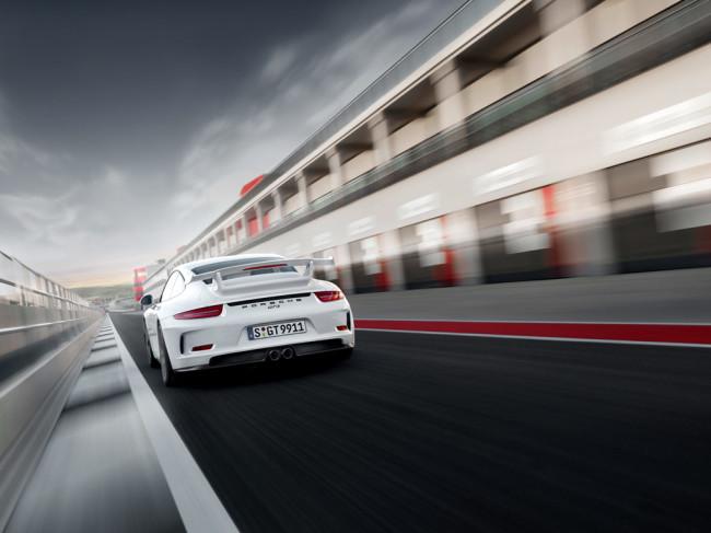 Porsche 911 GT3 2014 8