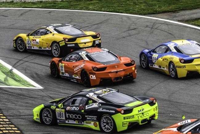 B-Ferrari Challenge 01