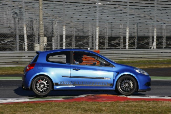 Clio RS Light Eurocarrozzeria Monza