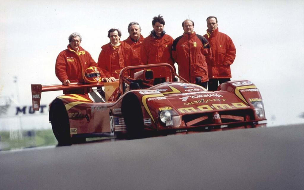 Ferrari 333 SP Moretti Racing