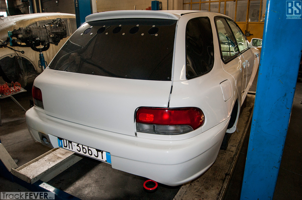 Subaru Impreza WRX Compact Wagon Chris 2