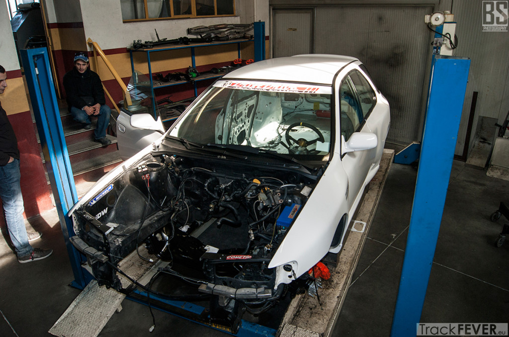 Subaru Impreza WRX Compact Wagon Chris 3