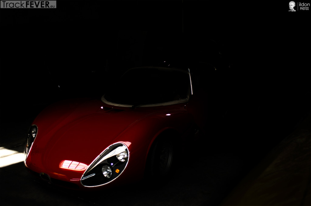 Alfa Romeo 33 Stradale Autorestauro 1