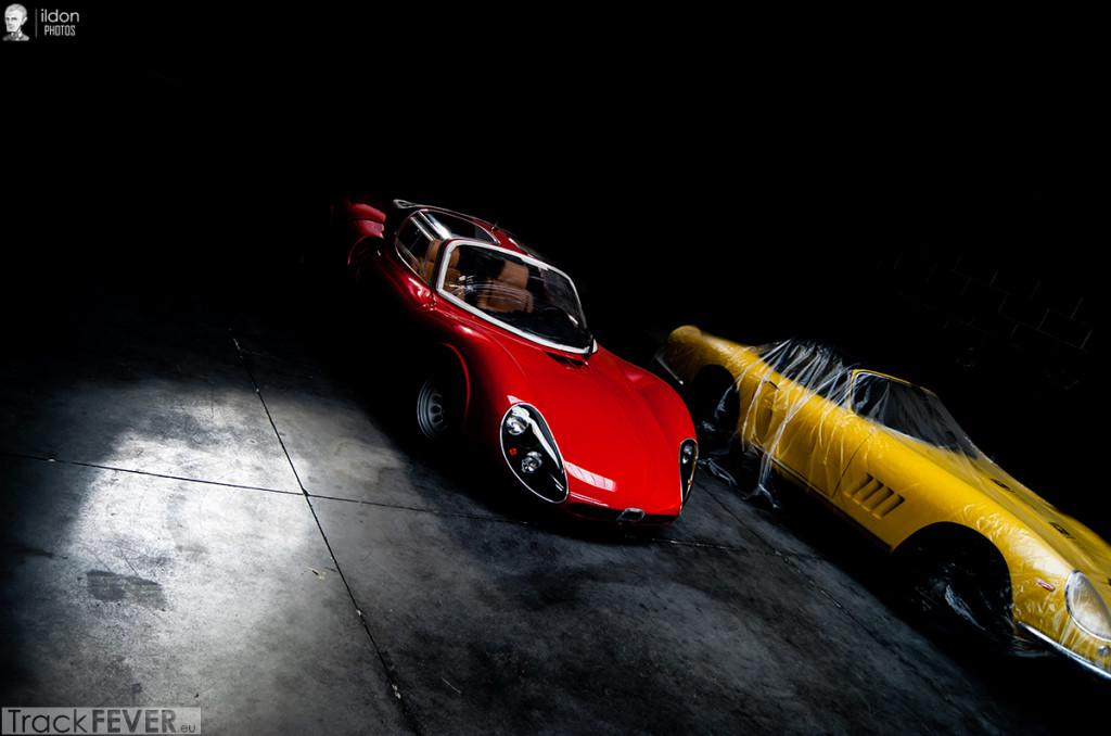 Alfa Romeo 33 Stradale Autorestauro 10