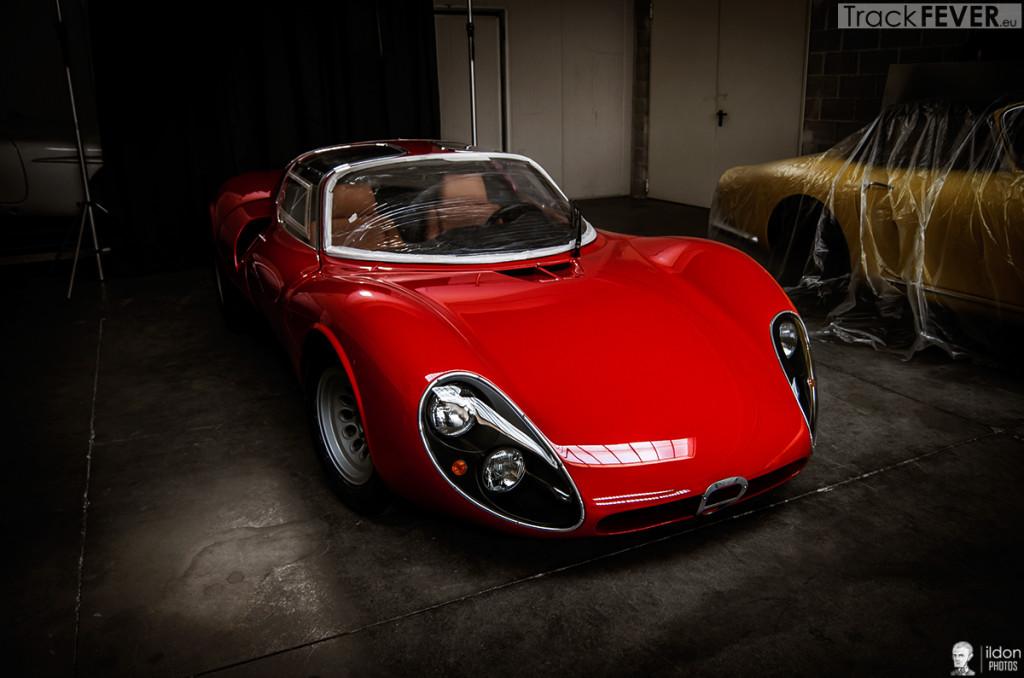 Alfa Romeo 33 Stradale Autorestauro 12