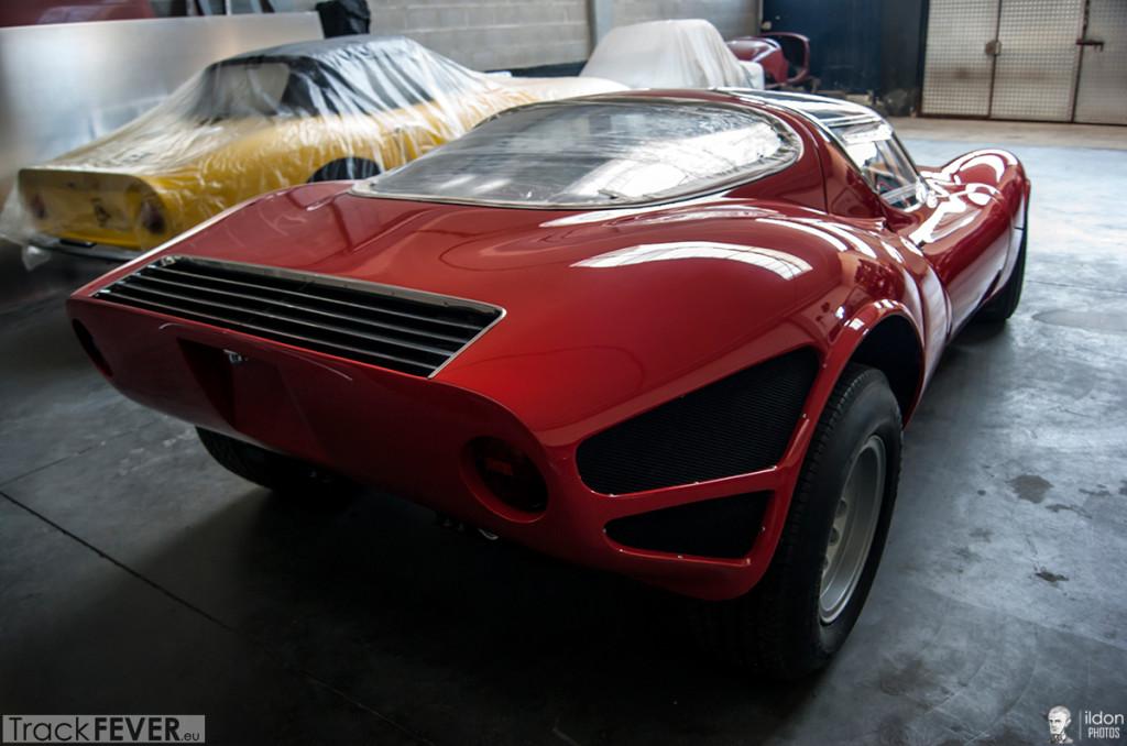 Alfa Romeo 33 Stradale Autorestauro 13