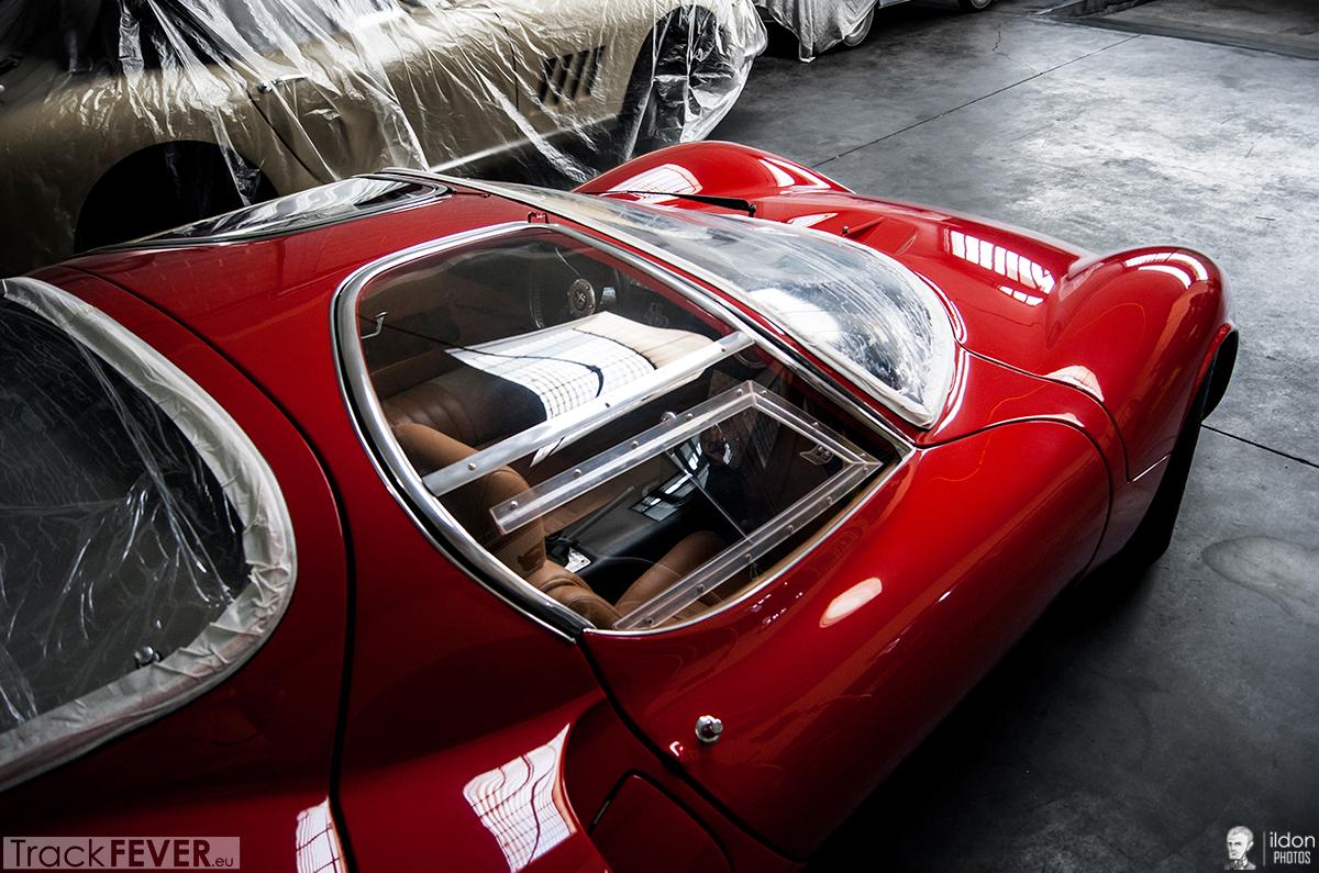 Alfa Romeo 33 Stradale Autorestauro 16 - Track|FEVER
