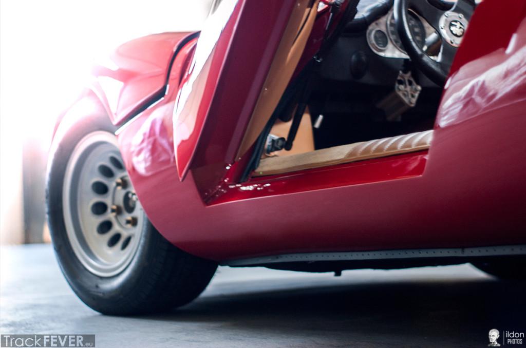Alfa Romeo 33 Stradale Autorestauro 19
