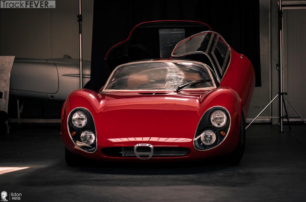 Alfa Romeo Stradale Autorestauro X