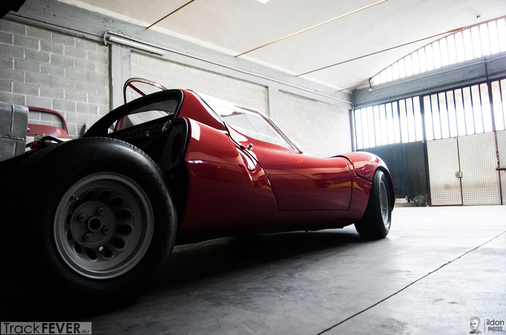 Alfa Romeo 33 Stradale Autorestauro 22