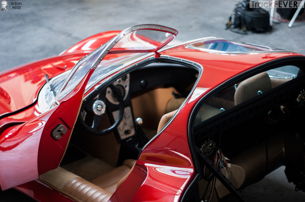 Alfa Romeo 33 Stradale Autorestauro 4