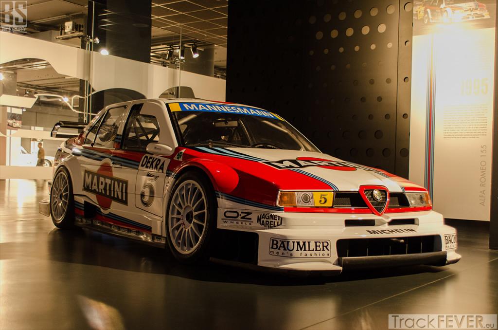 Martini Racing 155DTM