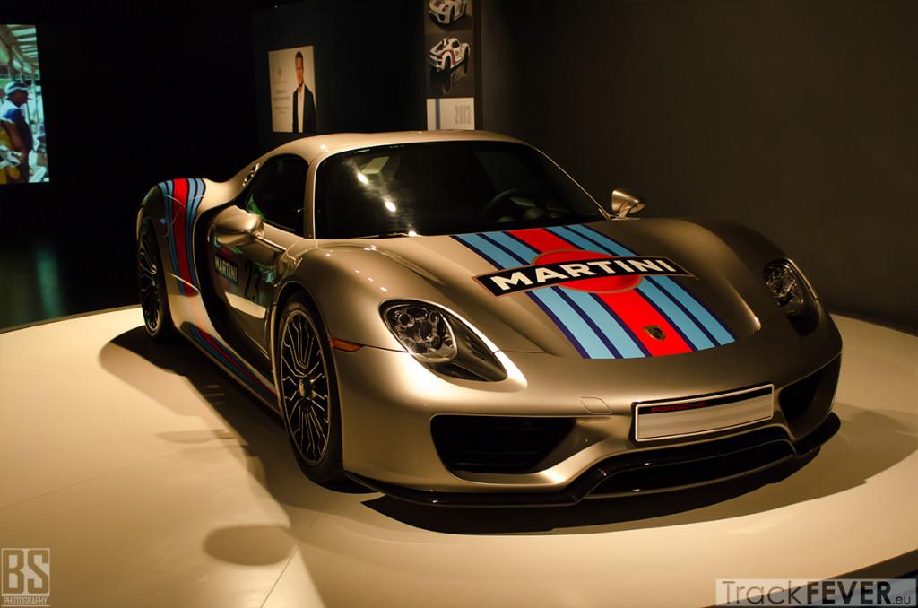 Martini Racing 918