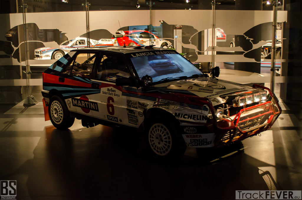 Martini Racing Delta Integrale