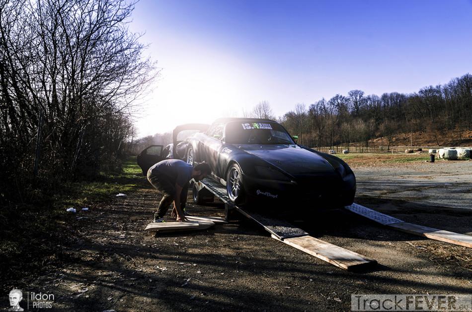 Honda S2000 Ivan Shakedown 2
