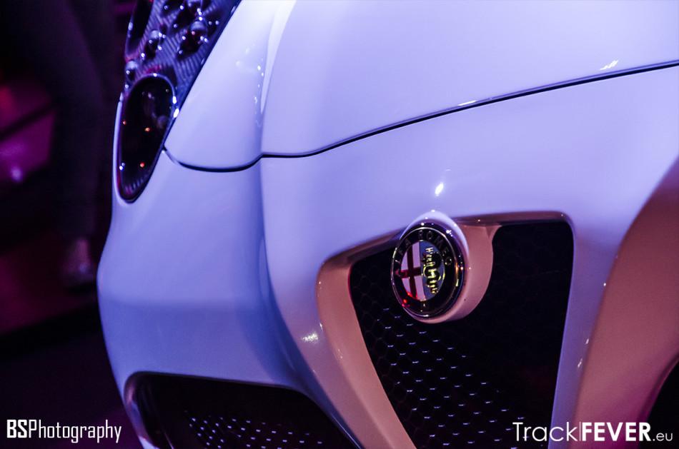 Presentazione Alfa Romeo 4C - Mito QV - Giulietta QV