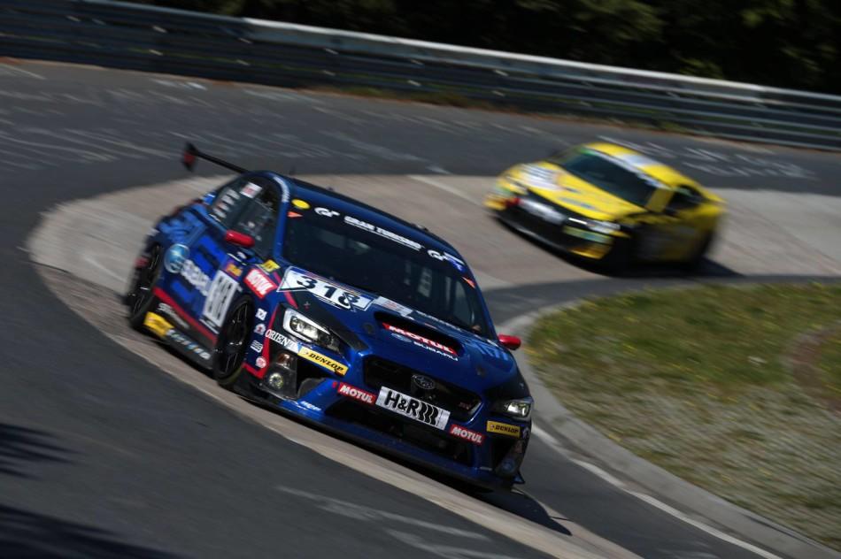 VLN Langstreckenmeisterschaft Nuerburgring 2014, 45. Adenauer ADAC Simfy Trophy