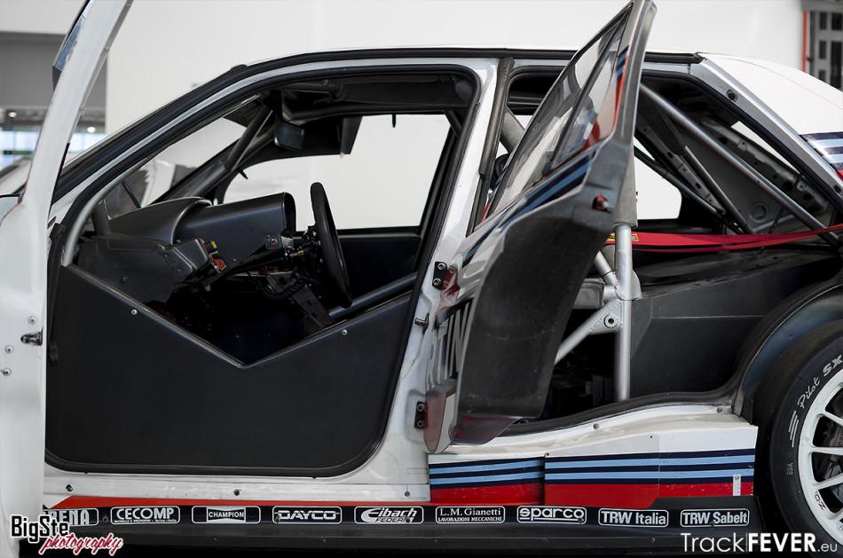 Alfa Romeo 155 DTM ITC