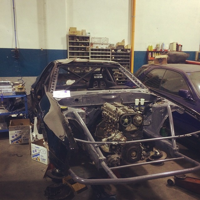 RX Filippo Pirini engine 2