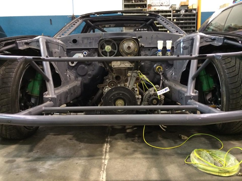 RX7 Filippo Pirini engine 3