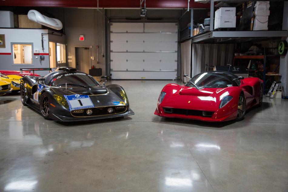 Ferrari P4 5 & P4 5 Competizione James Glickenhaus