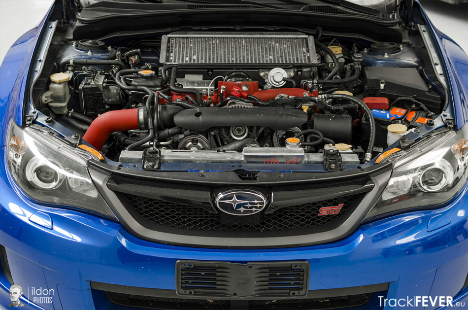 Subaru ACME engine ©2014 Track|FEVER.eu - Photo: Il Don