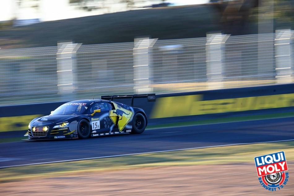 Audi R8 LMS team phoenix bathurst