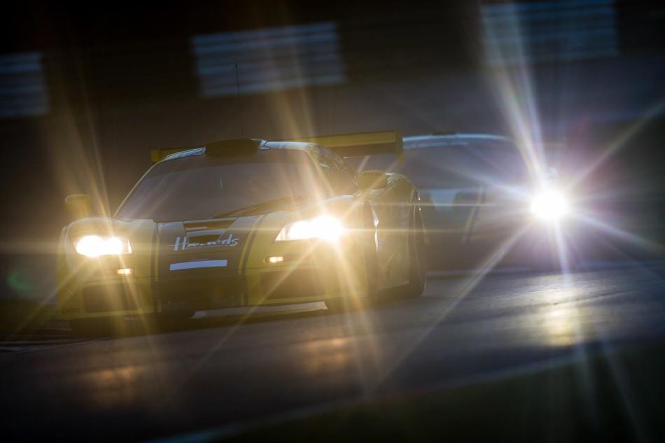 McLaren P1 GTR F1 GTR