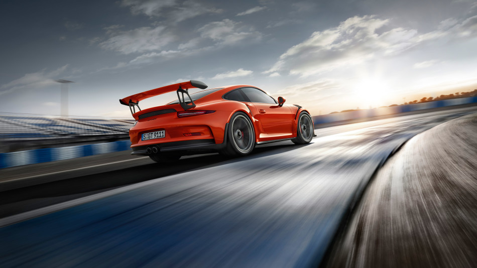 911 GT3 RS 1