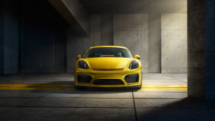 Porsche Cayman GT4 11