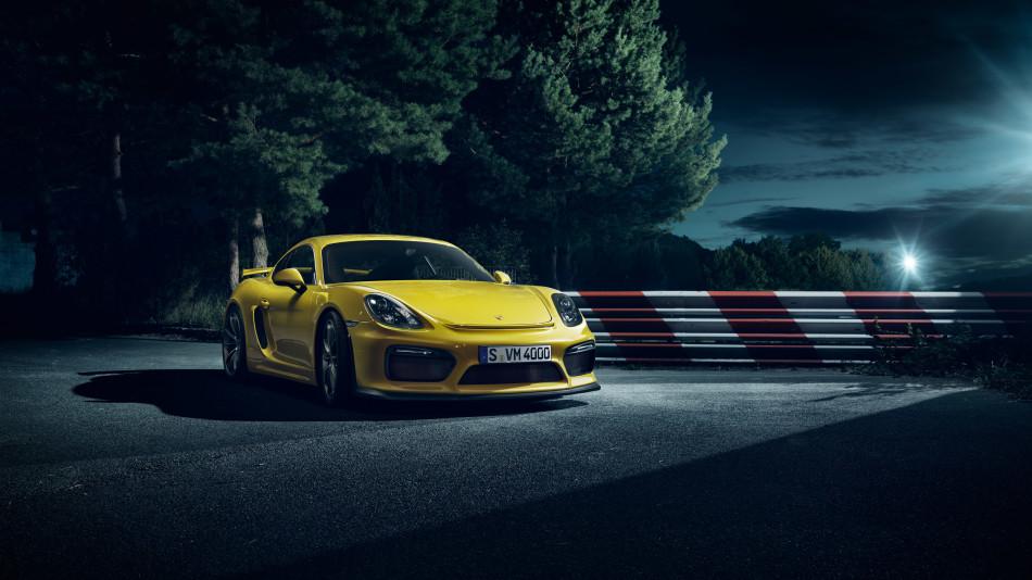 Porsche Cayman GT4 7