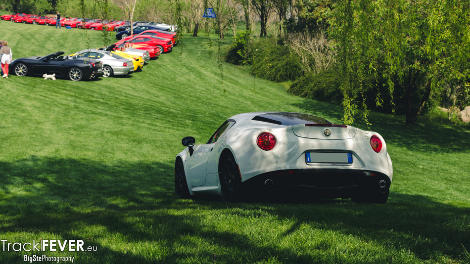 Cars and Coffee Brescia 2015