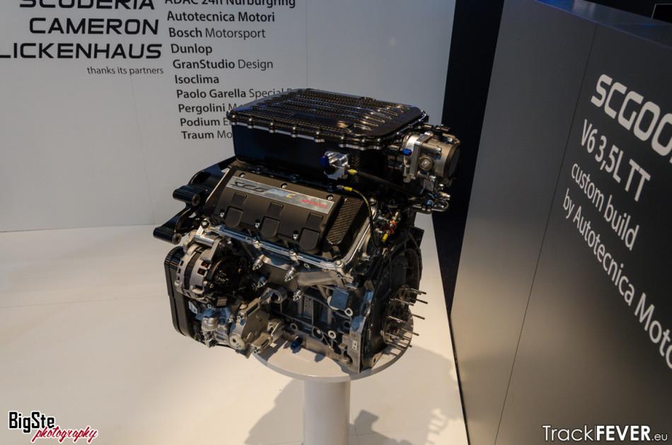 Motore SCG 003C