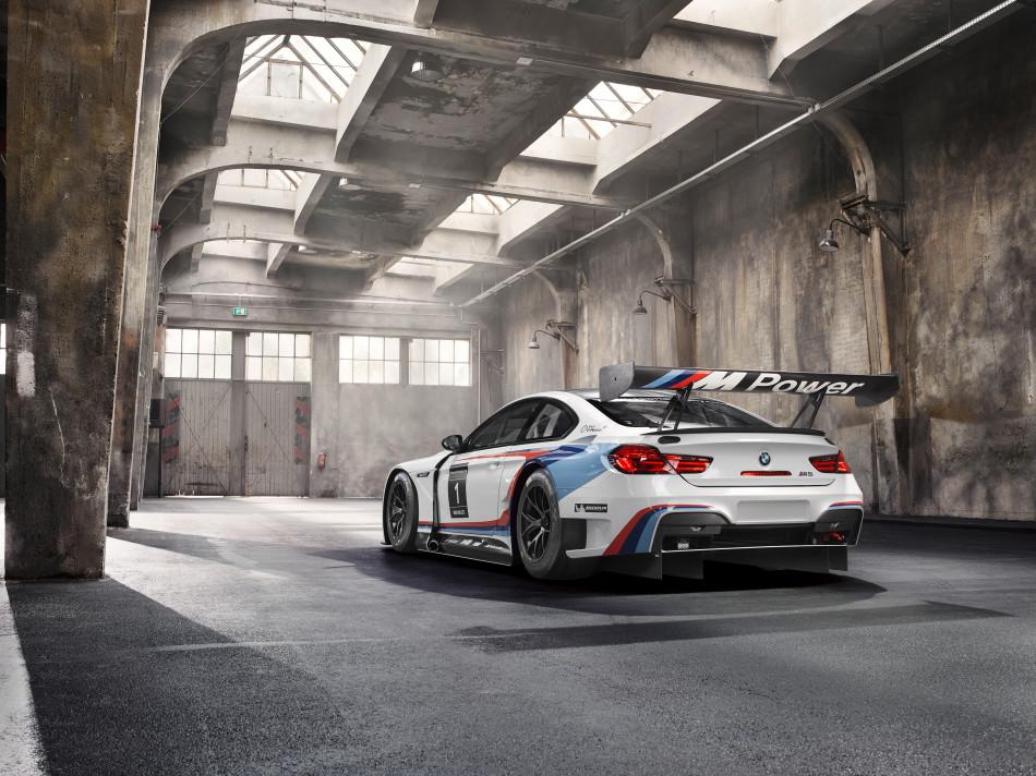 BMW M6 GT3 5