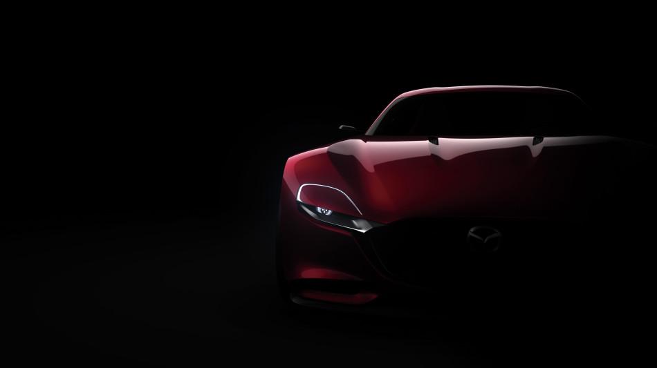 Mazda RX-VISION 3