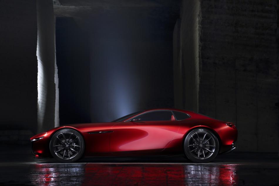 Mazda RX-VISION 4