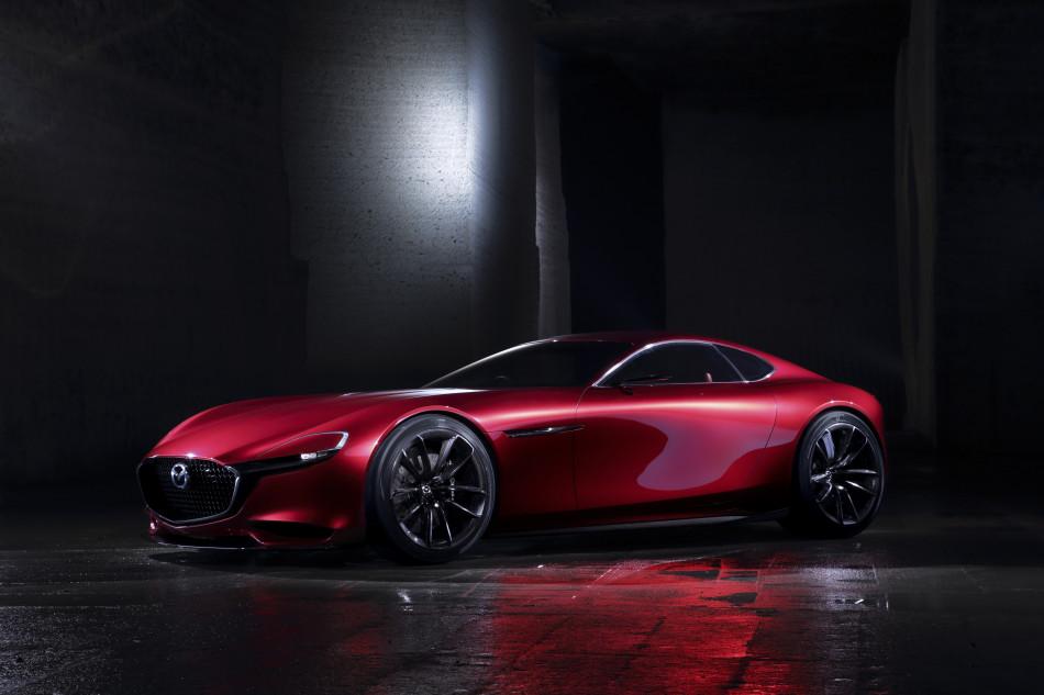 Mazda RX-VISION 5